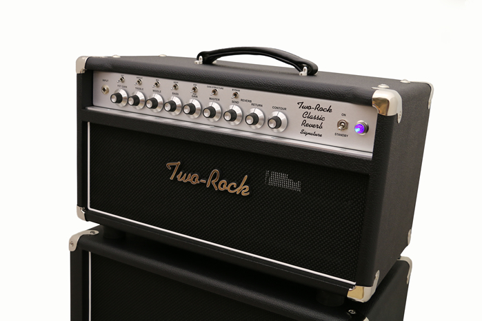 classic reverb signature two rock amplifiers. Black Bedroom Furniture Sets. Home Design Ideas