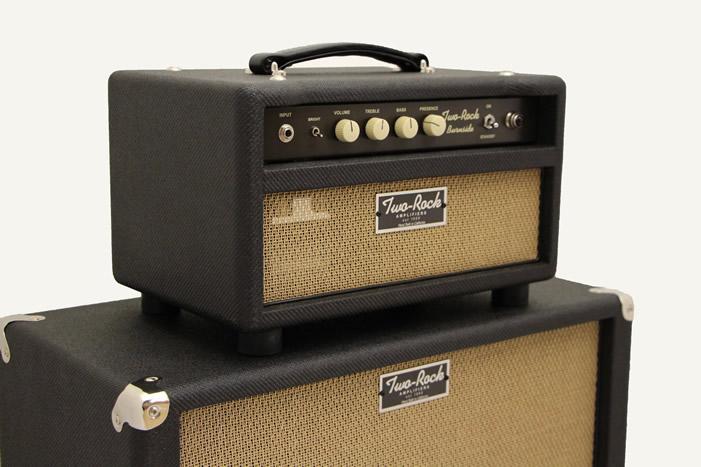 burnside two rock amplifiers. Black Bedroom Furniture Sets. Home Design Ideas
