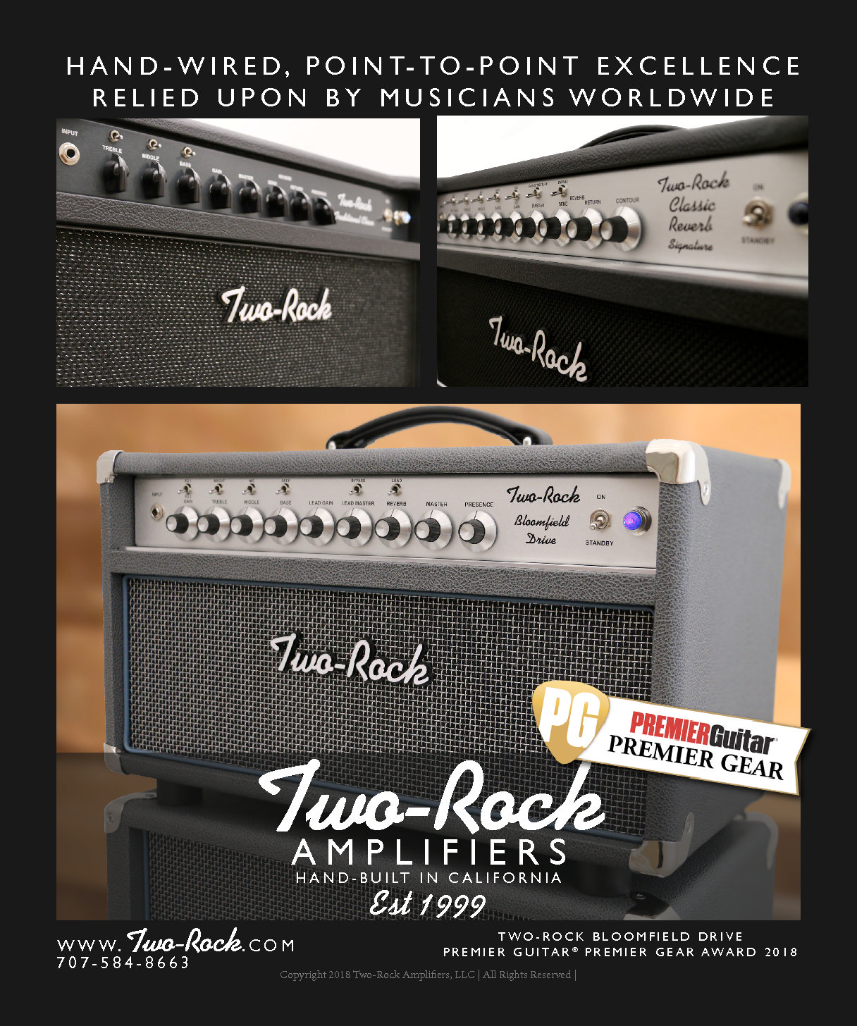 HOME - Two-Rock Amplifiers
